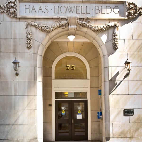 Haas-Howell Building